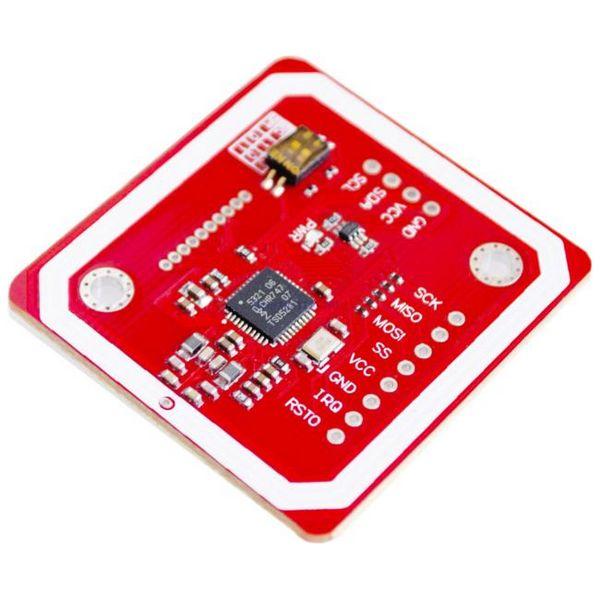 Rsolu NFC - PN532 Apprendre lire